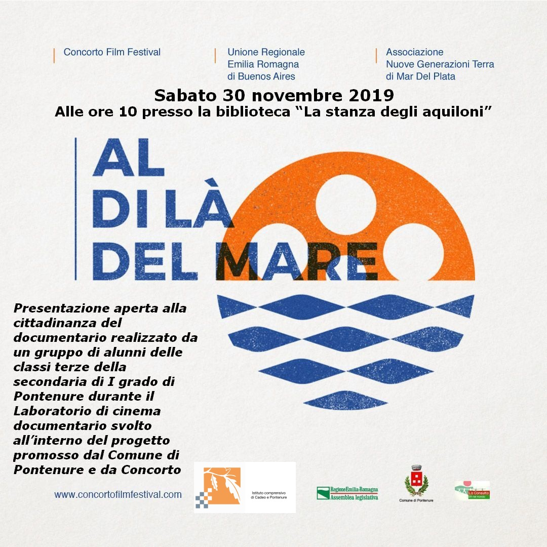 Concorto Aldiladelmare LAB OR LP